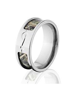 Titanium Max 4 Camo Rings, Fishing RealTree Max4 Camo Ring