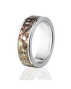 duck blind camouflage rings official camo bands titanium camo rings - Duck Band Wedding Rings