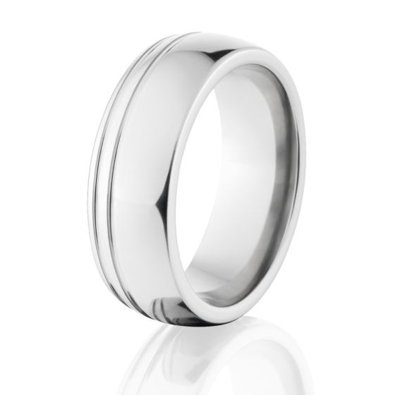 last a choosing rings platinum durable band lieberfarb lifetime to together forever wedding