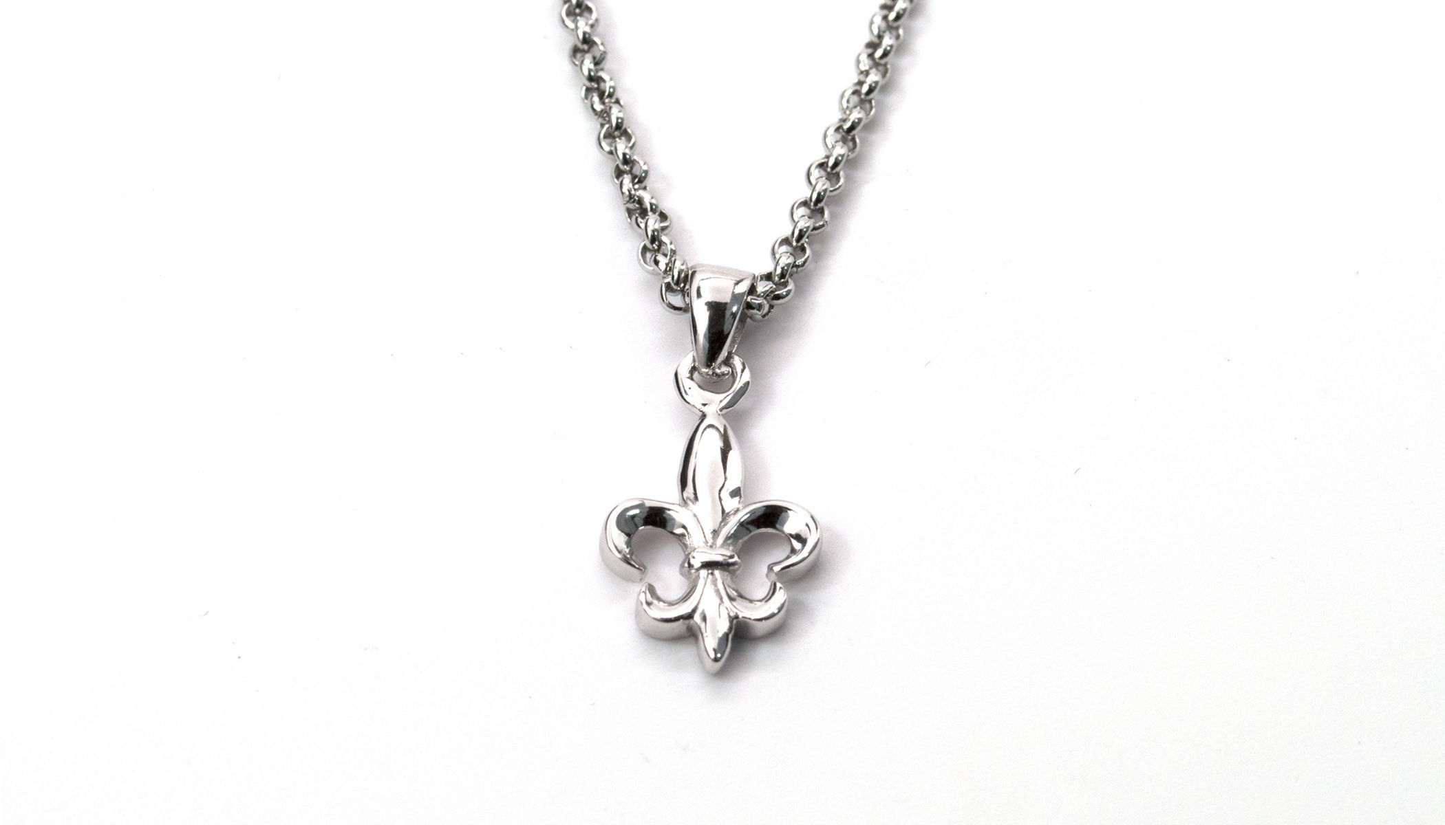 jesus necklace rosary cross ebay beads saints crucifix o itm