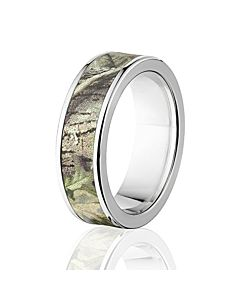 licensed camo rings ap green camo ring for men and women - Camo Wedding Rings For Men