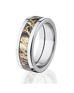 duck blind camouflage wedding rings mossy oak camouflage bands - Mossy Oak Wedding Rings