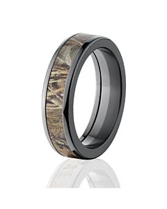 max 4 realtree camo rings camouflage wedding rings - Camo Wedding Rings For Women