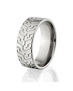 tire gem jewelry nobby rings motocross bike art earth ring dirt prevnext wedding mens