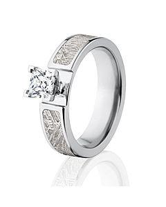 meteorite rings meteorite wedding rings for women engagement ring - Meteorite Wedding Rings