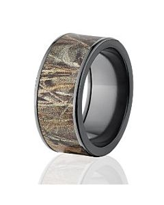 realtree rings camouflage wedding bands realtree max 4 camo bands - Realtree Camo Wedding Rings