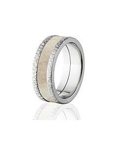 Antler Rings Deer Antler Rings Antler Bands Antler Wedding Rings