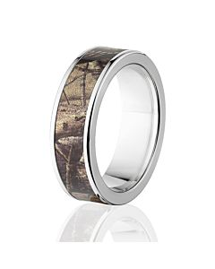 RealTree AP Camo Rings, Menu0027s Camo Wedding Bands
