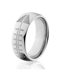 baseball rings sports wedding ring - Sports Wedding Rings